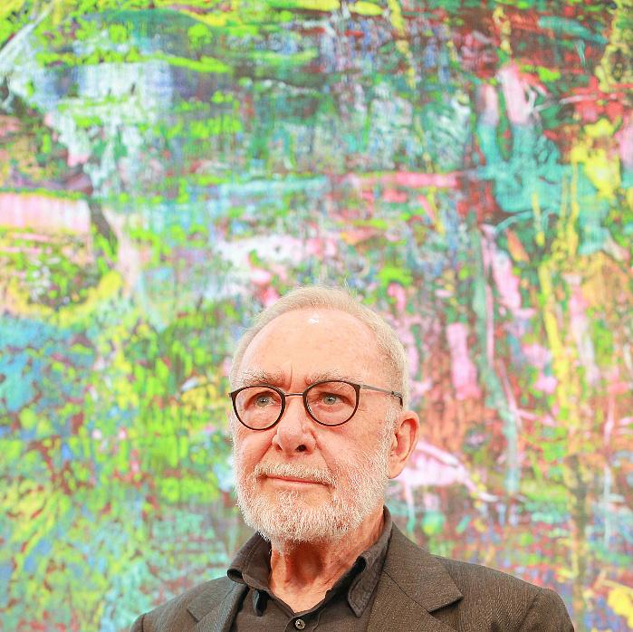 Fáy Miklós: Ennyire nehéz dolog a festészet? – Gerhard Richter a mozikban
